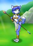 Krystal - Starfox Adventures