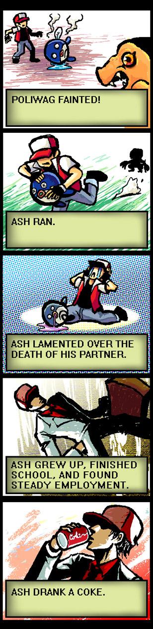 GSW Comic 05 - Pokemon