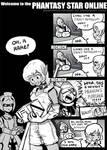 GSW Comic 24 - PSO