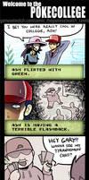 GSW Comic 29 - PokeCollege