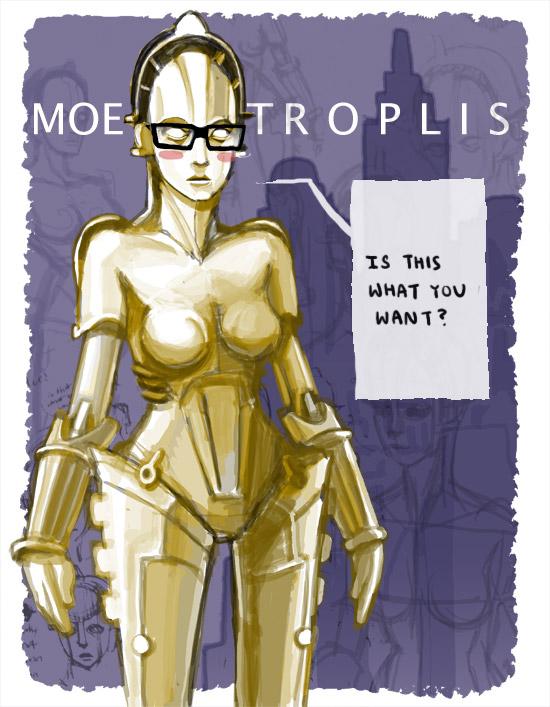 Moetropolis by PersonaSama