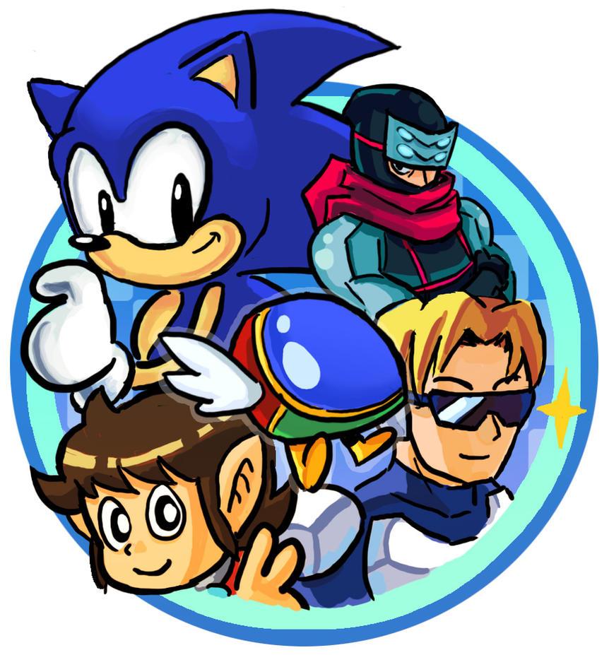 Sega, Segaaaaaaa by PersonaSama