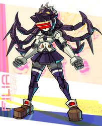Filia with Samson Heart