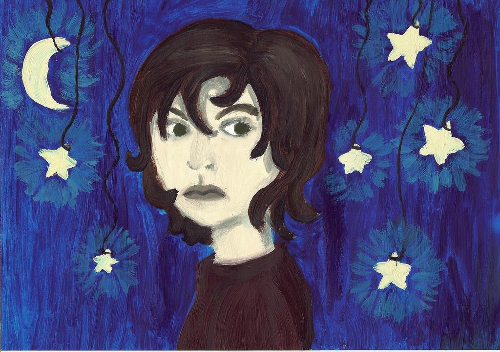 Prince of Night by kardamonow