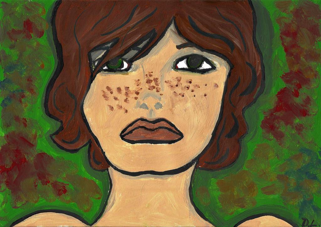The glorification of my art by kardamonow