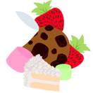 Sweet Foods by PrinceOfPink