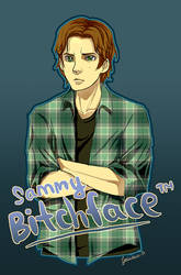 Bitchfacin' Sammy by focaccina