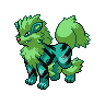 Arcanine Recolor by Molduck