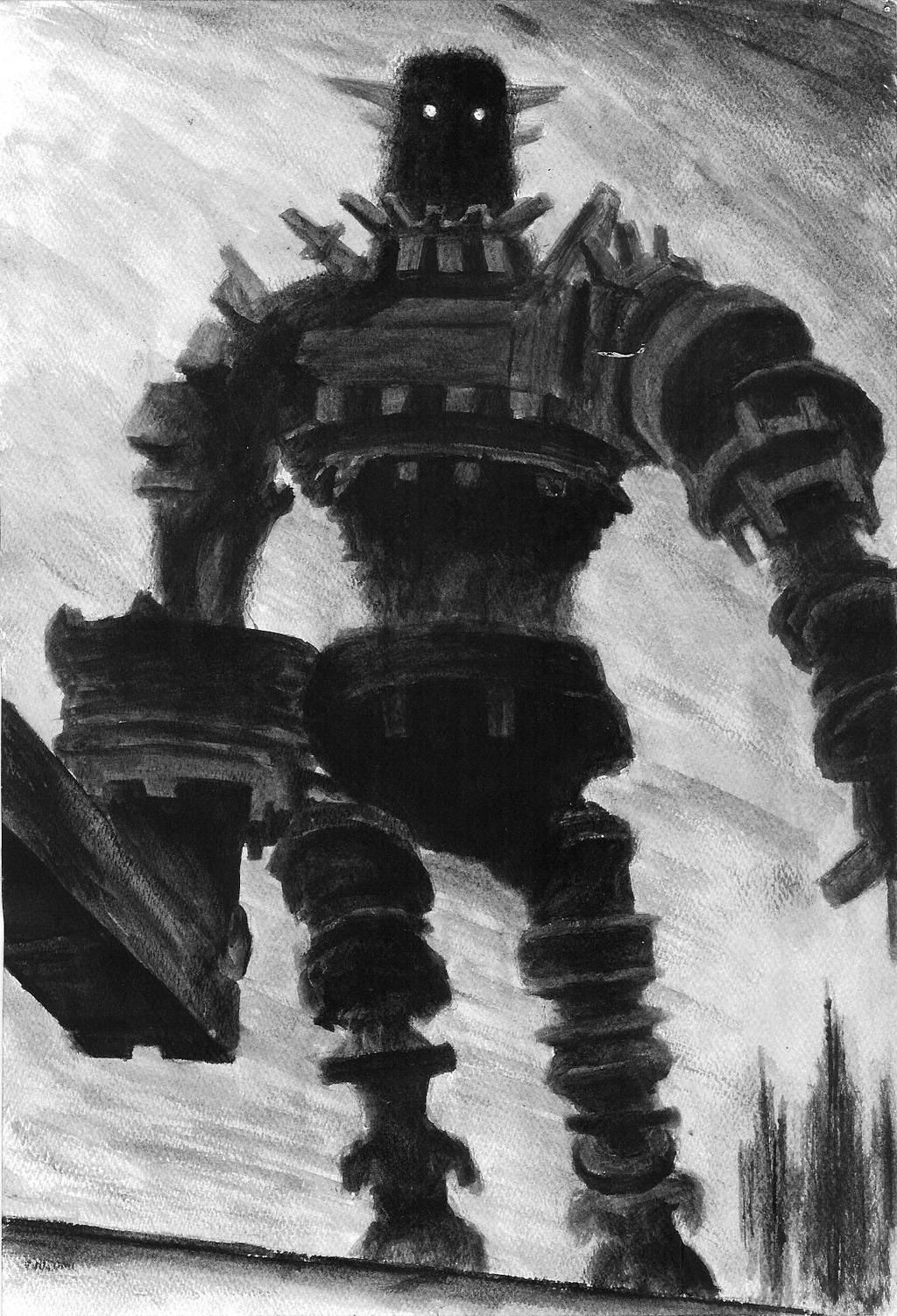 3rd Colossus: Gaius by Nikman1010 on DeviantArt