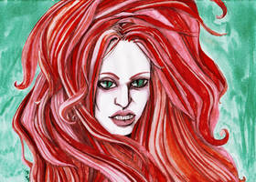Red Witch by Soukyan