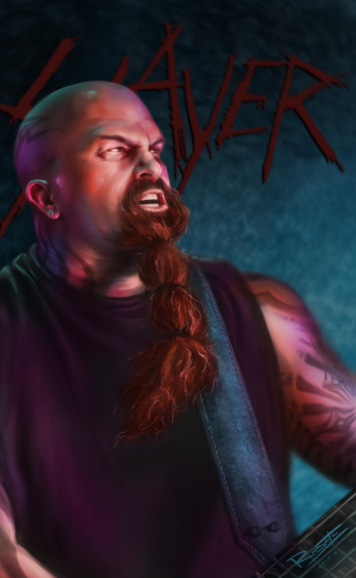 Kerry King by 6evilsonic6 on DeviantArt