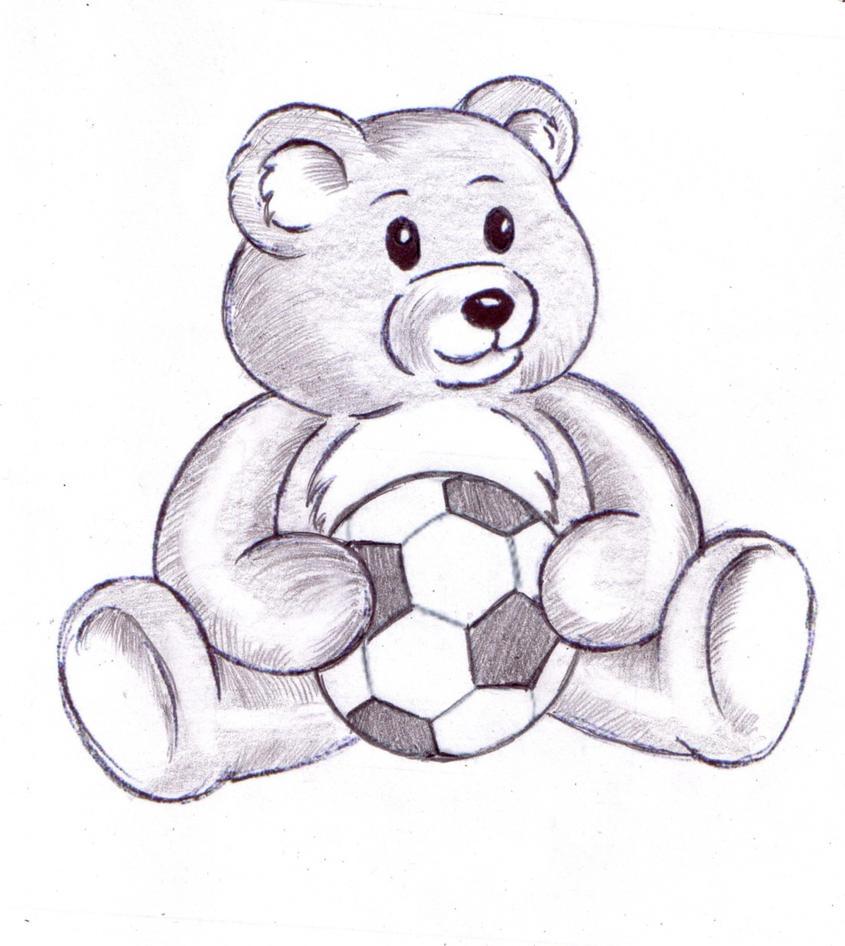 Teddy Bear Boy By Shadow3217 On DeviantArt