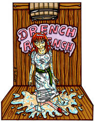 Drench the Wench by Sunflower-kun