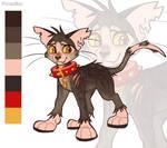 Fleabite Warrior cats adopt #3