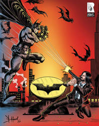 Batman Vs john Wick