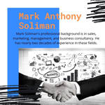 Mark Anthony Soliman - Business Consultant Profess