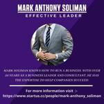 Mark Anthony Soliman - Effective Leader