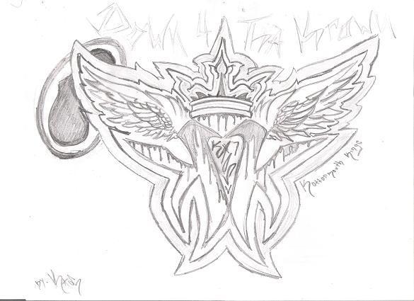 Kmk Logo Drawing