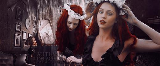 Autumn Delacour - I'm stronger now by deadlysilence16