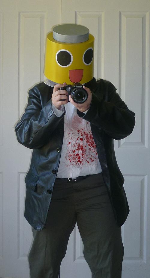 Servbot Frank by ZombieHunt3r