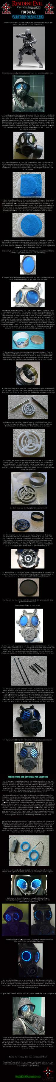 Vector Gas Mask Tutorial by ZombieHunt3r on DeviantArt