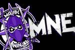 Majik Ninja Entertainment MNE Logo wallpaper