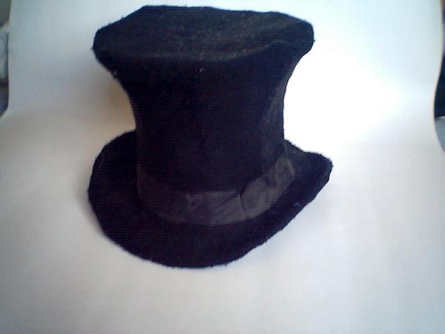 Willie`S Hat [1897]