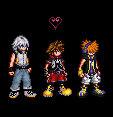 KH 3D Characters