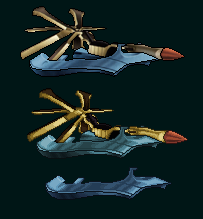 Terra's Glider by TheKCroxas