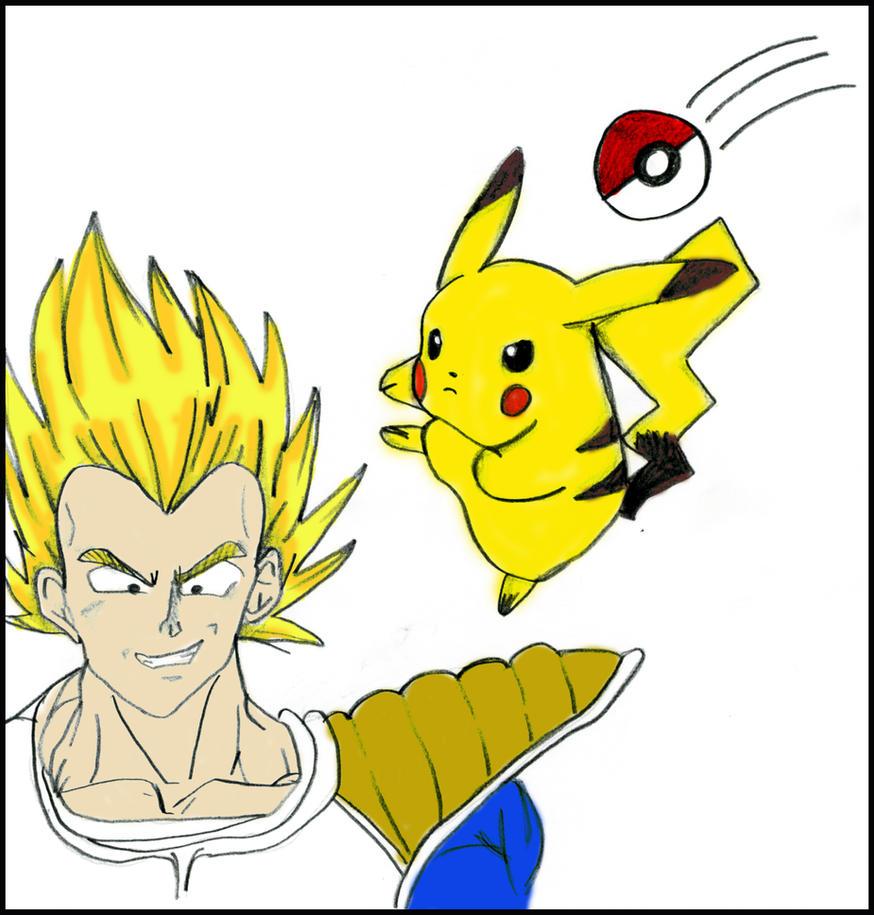 Pokemon Vs Dragonball Z 177582149