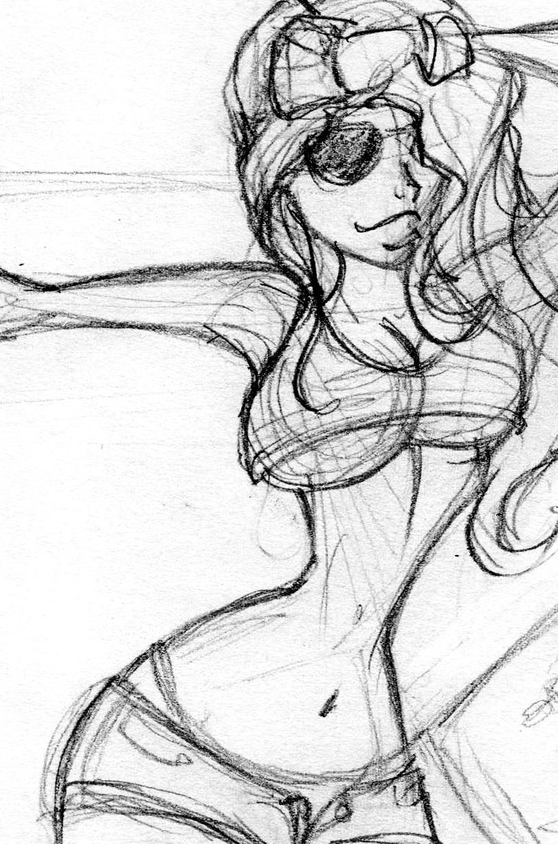 Sketch IV by LadyAstrogah