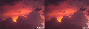 Clouds Before and After 02