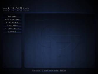 Website Layout Testrun