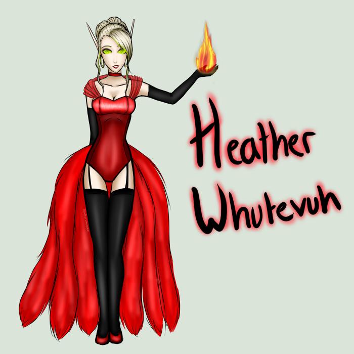 Heatherwhutevuh's Profile Picture