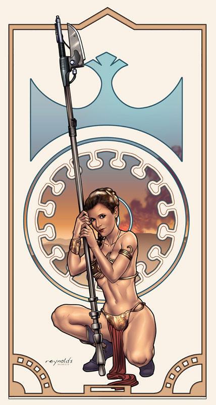 Nouveau Leia by r4design