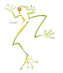 Tree Frog - Second Variety