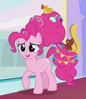 Future Pinkie Pie (full body)