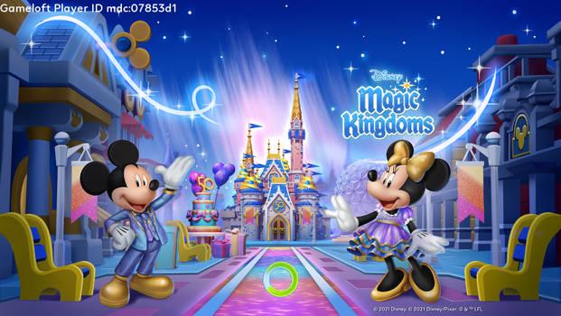 Disney Magic Kingdoms (WDW 50th) Update