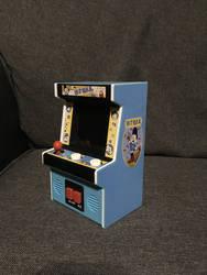 Fix It Felix Jr.  Mini Arcade Machine