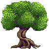 Pixel Practice - Tree by r0se-designs