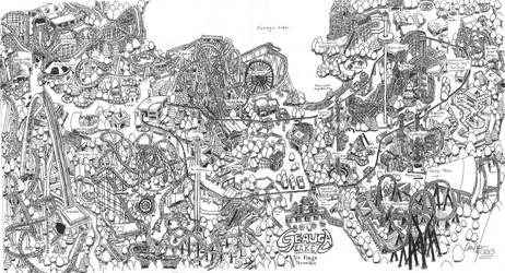 Geauga Lake Reborn: Ohio's Worlds of Adventure by dvn225