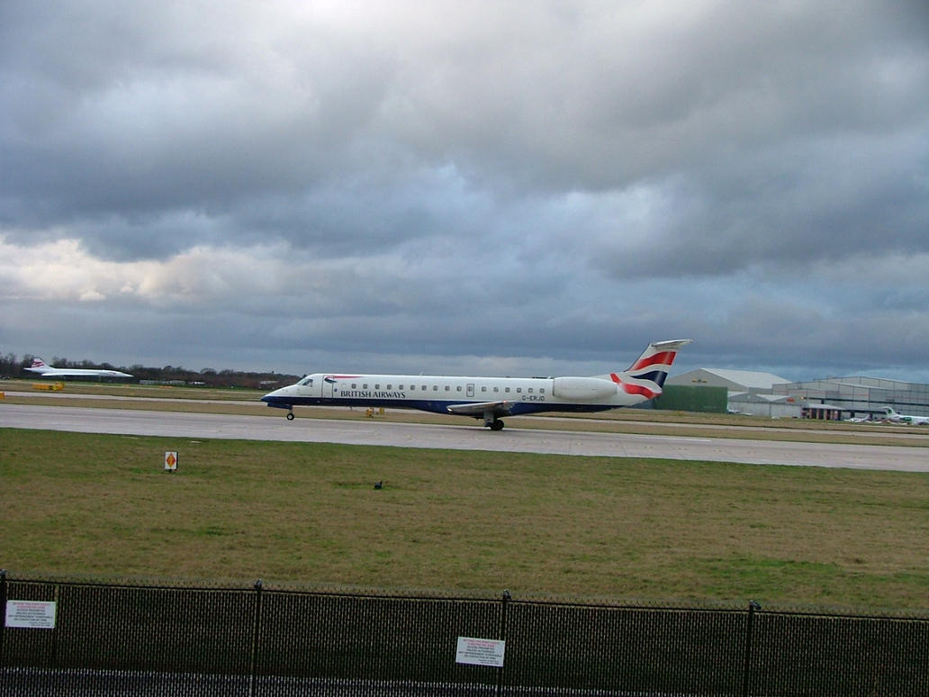 Stock 6 - British Airways by aviation-stock