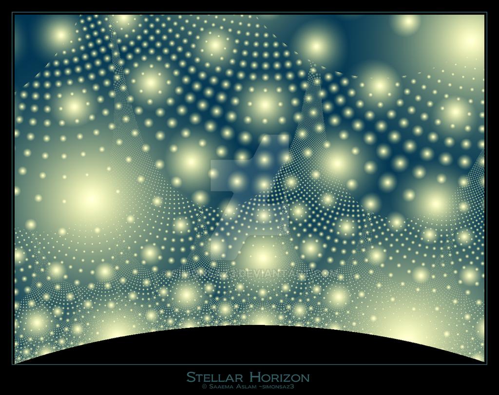 Fractal: Stellar Horizon by simonsaz3