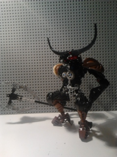 The Minotaur by Ninkom13