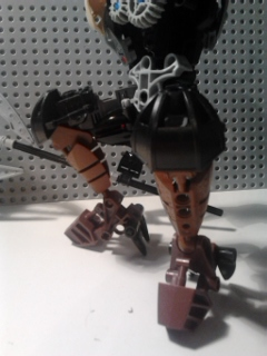 The Minotaur Pose #3 by Ninkom13