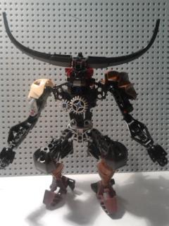 The Minotaur Pose #4 by Ninkom13