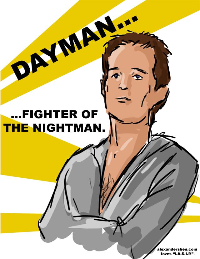 Dayman by soks2626