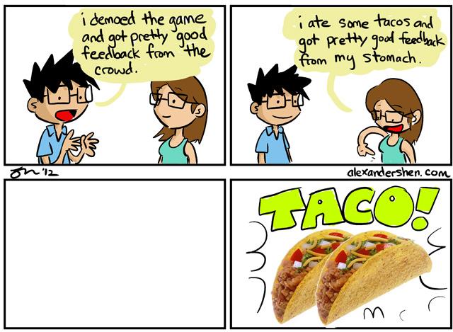 Taco Feedback by soks2626