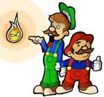 Luigi and Mario - Ghost