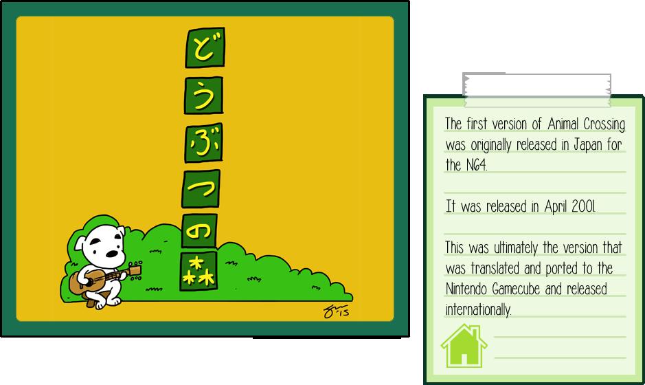 Animal Crossing N64 by soks2626
